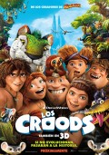 Cartel de Los Croods | Cinerama