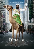 Cartel de El Dictator | Cinerama