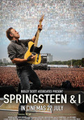 Cartel de Springsteen and I (Springsteen y yo) | Cinerama