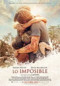 Cartel de Lo imposible | Cinerama