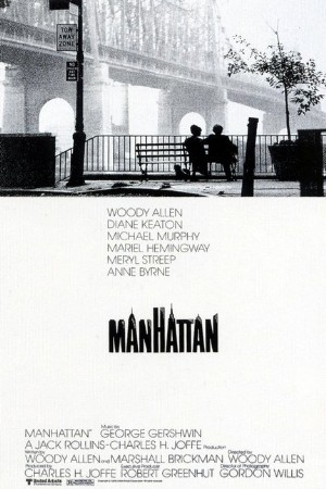 Cartel de Manhattan | Cinerama