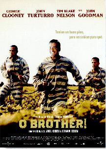 Cartel de O brother! | Cinerama