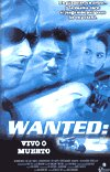 Cartel de Wanted: vivo o muerto | Cinerama