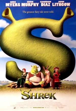 Cartel de Shrek | Cinerama