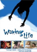Cartel de Waking life | Cinerama