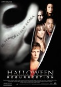 Cartel de Halloween: Resurrection | Cinerama
