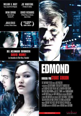 Cartel de Edmond | Cinerama