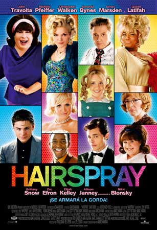 Cartel de Hairspray | Cinerama