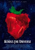 Cartel de Across the universe | Cinerama