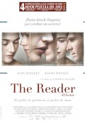Cartel de The reader | Cinerama