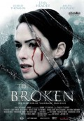 Cartel de The broken | Cinerama
