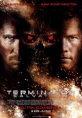 Cartel de Terminator salvation: The future begins | Cinerama