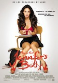 Cartel de Jennifer´s body | Cinerama