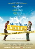 Cartel de Sunshine cleaning | Cinerama