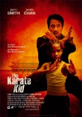 Cartel de The karate kid | Cinerama