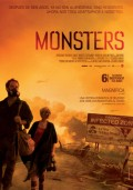 Cartel de Monsters | Cinerama