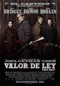 Cartel de Valor de ley | Cinerama