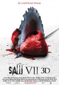 Cartel de Saw VII 3D | Cinerama
