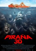 Cartel de Piraña 3D | Cinerama