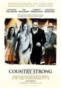 Cartel de Country strong | Cinerama