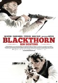 Cartel de Blackthorn – Sin destino | Cinerama