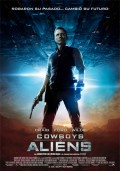 Cartel de Cowboys & Aliens | Cinerama