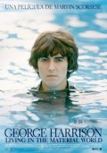 Cartel de George Harrison: Living in the material world | Cinerama