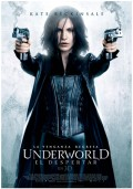 Cartel de Underworld: El despertar | Cinerama