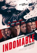 Cartel de Indomable | Cinerama