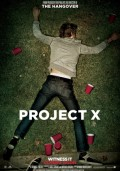Cartel de Project X | Cinerama