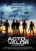Cartel de Acto de valor | Cinerama