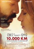 Cartel de 10.000 Km | Cinerama