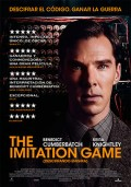 Cartel de The imitation game (Descifrando enigma) | Cinerama