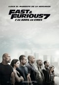 Cartel de Fast and Furious 7 | Cinerama