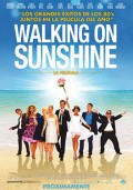 Cartel de Walking on sunshine | Cinerama