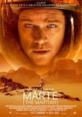 Cartel de Marte (The Martian) | Cinerama