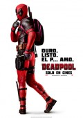 Cartel de Deadpool | Cinerama