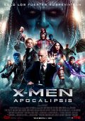 Cartel de X-Men: Apocalipsis | Cinerama