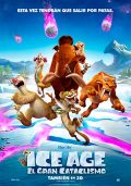 Cartel de Ice Age: El gran cataclismo | Cinerama