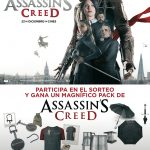 Sorteo Assassin's Creed | Cinerama