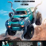Sorteo Monster Trucks | Cinerama