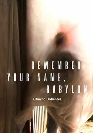 Cartel de Remember Your Name, Babylon | Cinerama