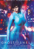 Cartel de Ghost in the Shell: El alma de la máquina | Cinerama