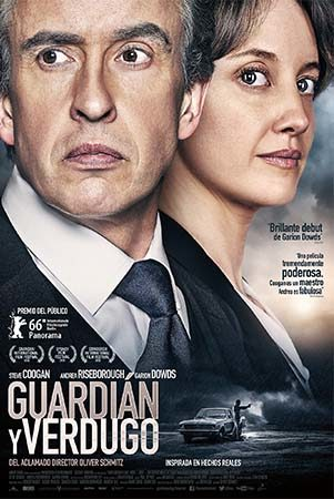 Cartel de Guardián y verdugo | Cinerama