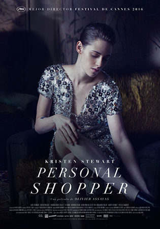 Cartel de Personal Shopper | Cinerama