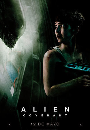 Cartel de Alien: Covenant | Cinerama