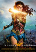 Cartel de Wonder Woman | Cinerama