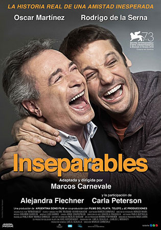 Cartel de Inseparables | Cinerama