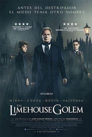 Cartel de The Limehouse Golem | Cinerama