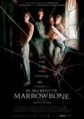 Cartel de El secreto de Marrowbone | Cinerama